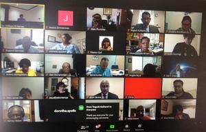Hampton University Faculty Attend the 2020 Annual Fall Educational Staff Institute - Virtually