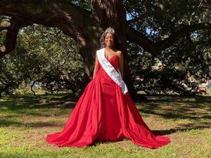 Miss Hampton University