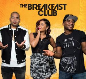 The World's Most Dangerous Morning Show, The Breakfast Club, With DJ Envy, Angela Yee And Charlamagne Tha God!