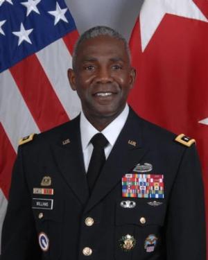 LTG(R) Darrell K. Williams '83