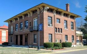 Clarke Hall, Hampton University