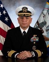 Captain James E. Kirby